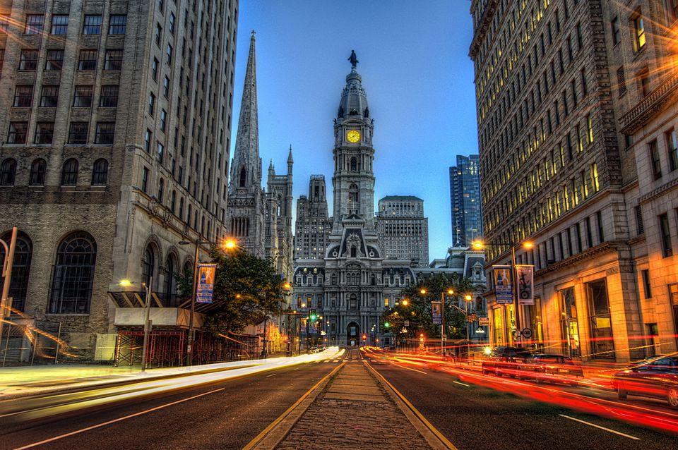 Bowels of Philadelphia