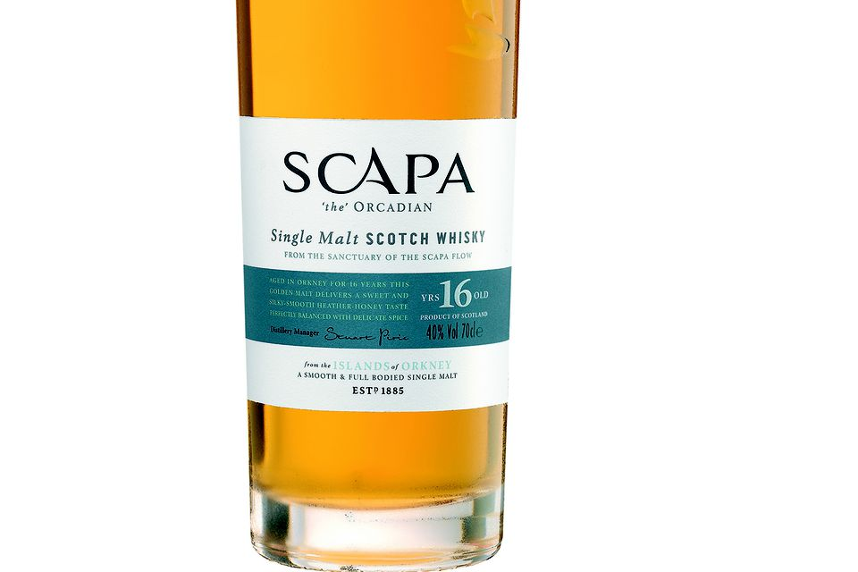 Scapa the Orcadian Single Malt Scotch Whisky - 16 Years Old
