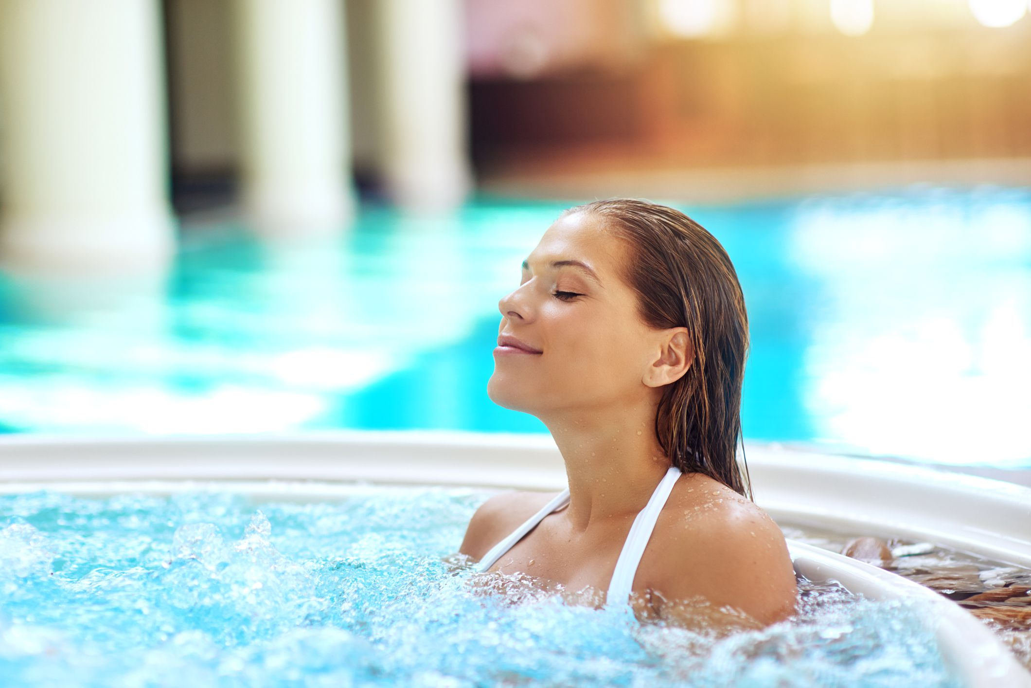 swimming pools hot tubs and electrical safety