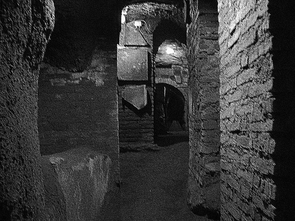 The Catacombs of San Sebastian