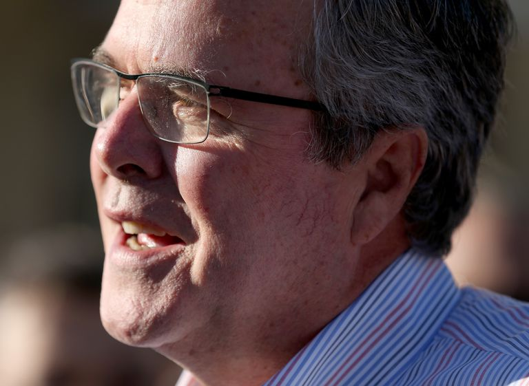Former Florida Gov. Jeb Bush