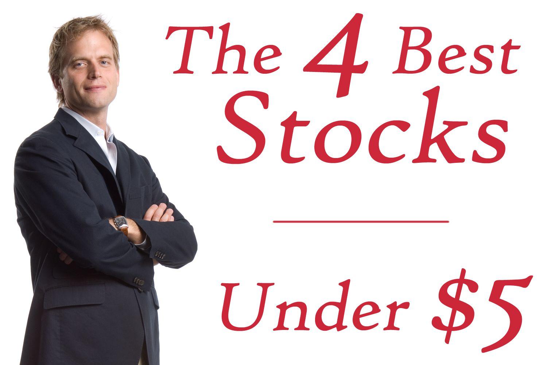 Best Penny Stocks 2018 >> 4 Best Stocks Under $5 for Trading for Less