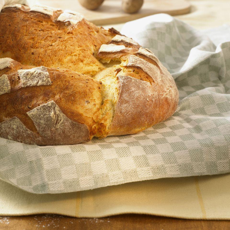German Potato Bread - Kartoffelbrot