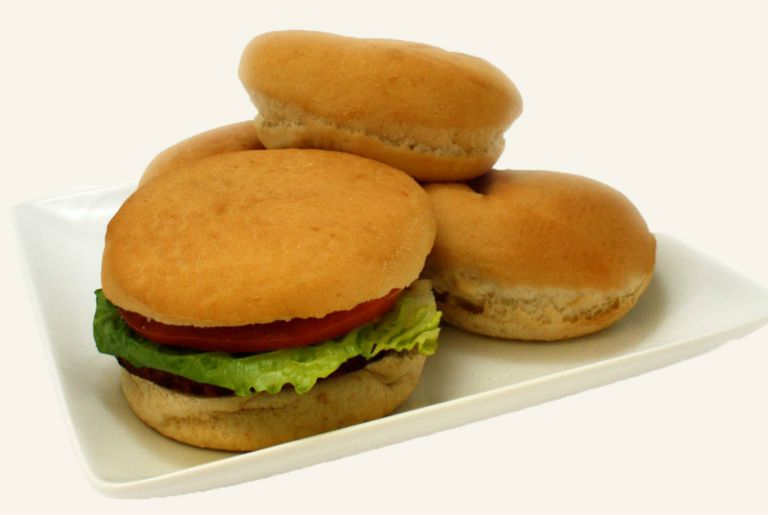 Ener-G Hamburger Bun