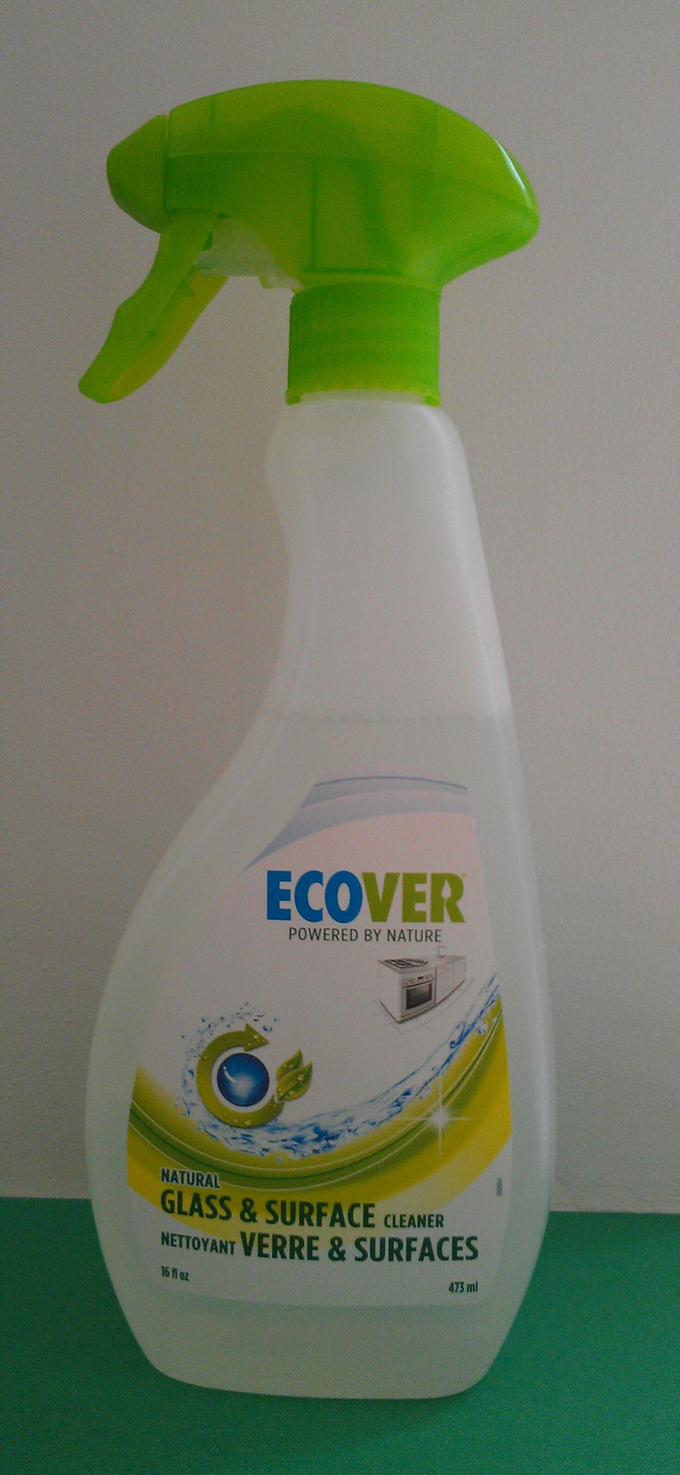 Ecover Glass & Surface Cleaner