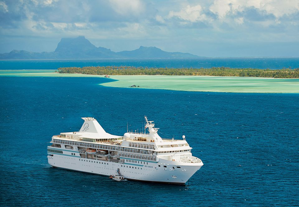 Paul Gauguin Luxury Cruises Tahiti French Polynesia - Cruise to tahiti