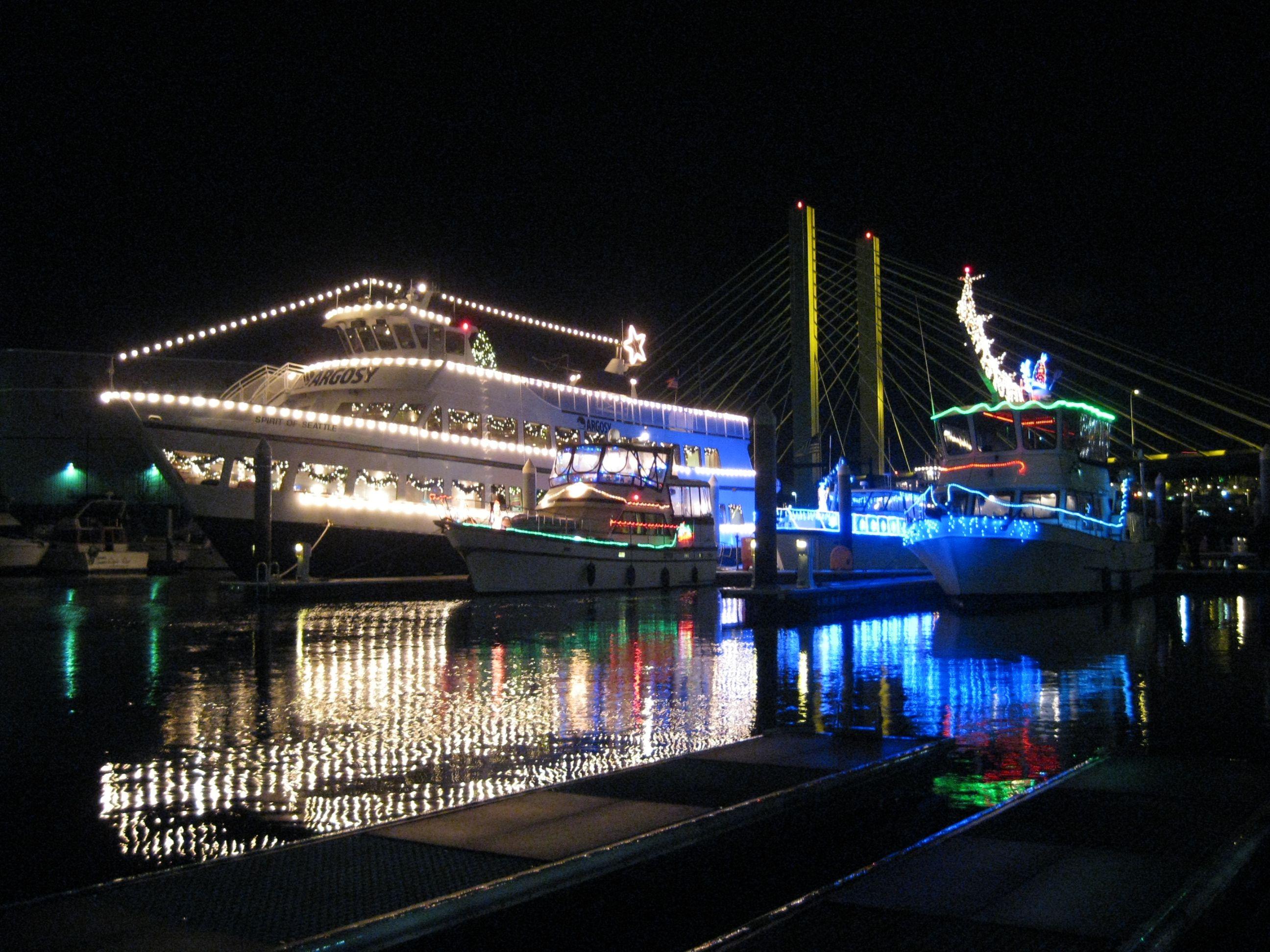 Argosy Cruises S Christmas Ship Festival