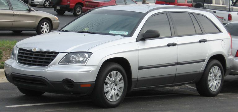 Chrysler Pacifica base