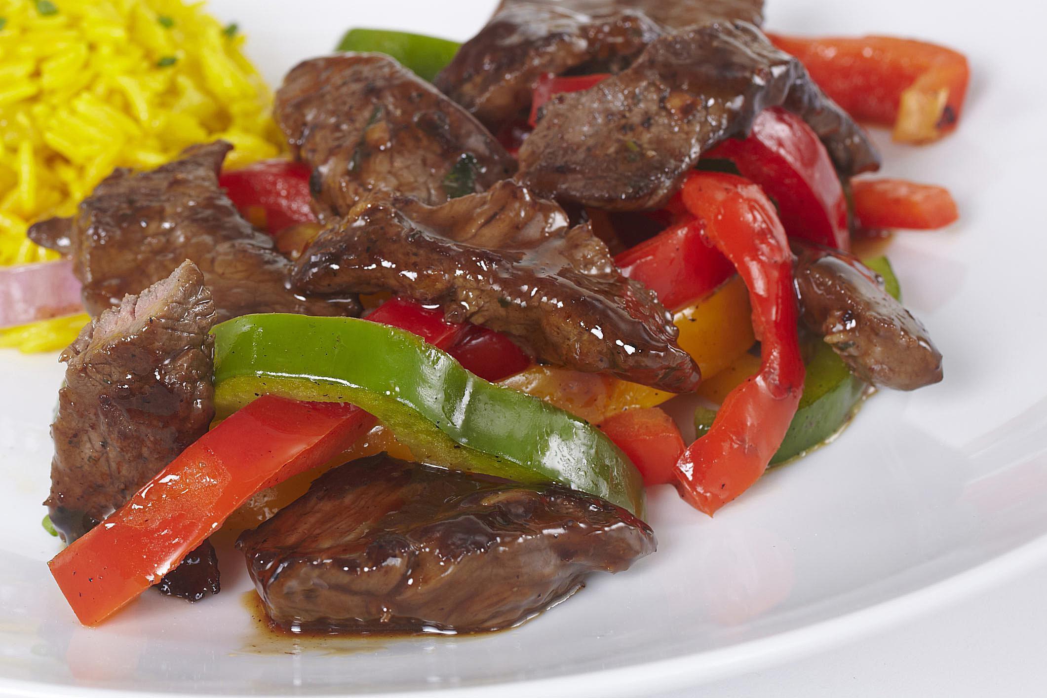 Pepper Steak Recipe With Sirloin Tips
