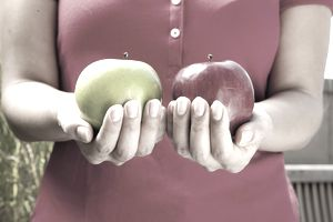 Comparing apples - like lump Sum or annuity options.