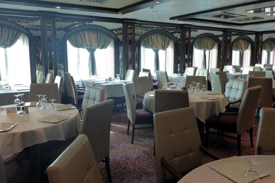 Anthem Of The Seas Dining Room Dress Code