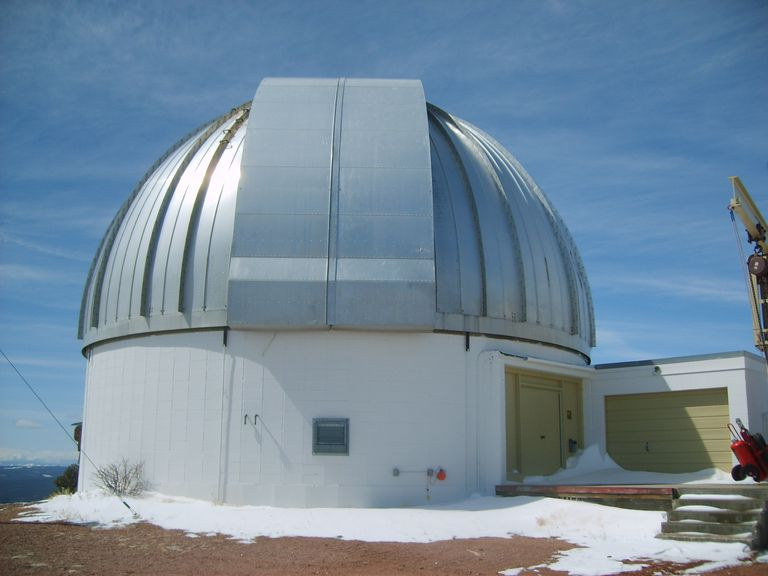 University of Wyoming Infrared Observatory