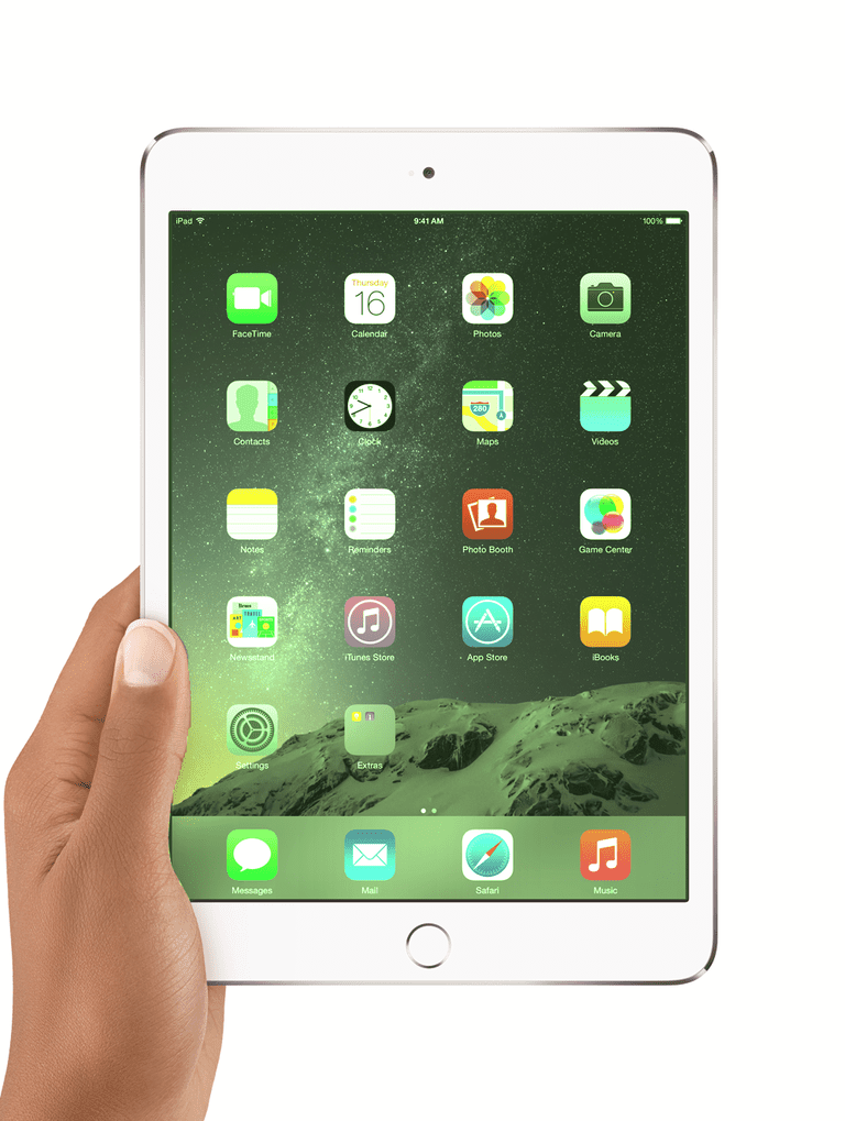 How to fix my ipad screen is a fuzzy green red or blue reheart Images