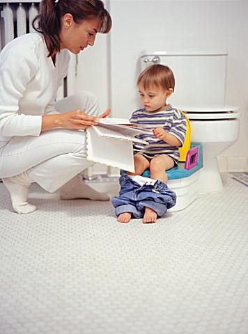 Potty Training in Special Situations