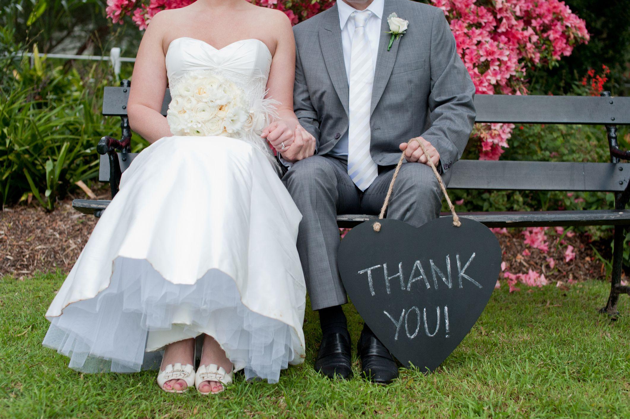 17 Gorgeous Free Printable Wedding Thank You Cards