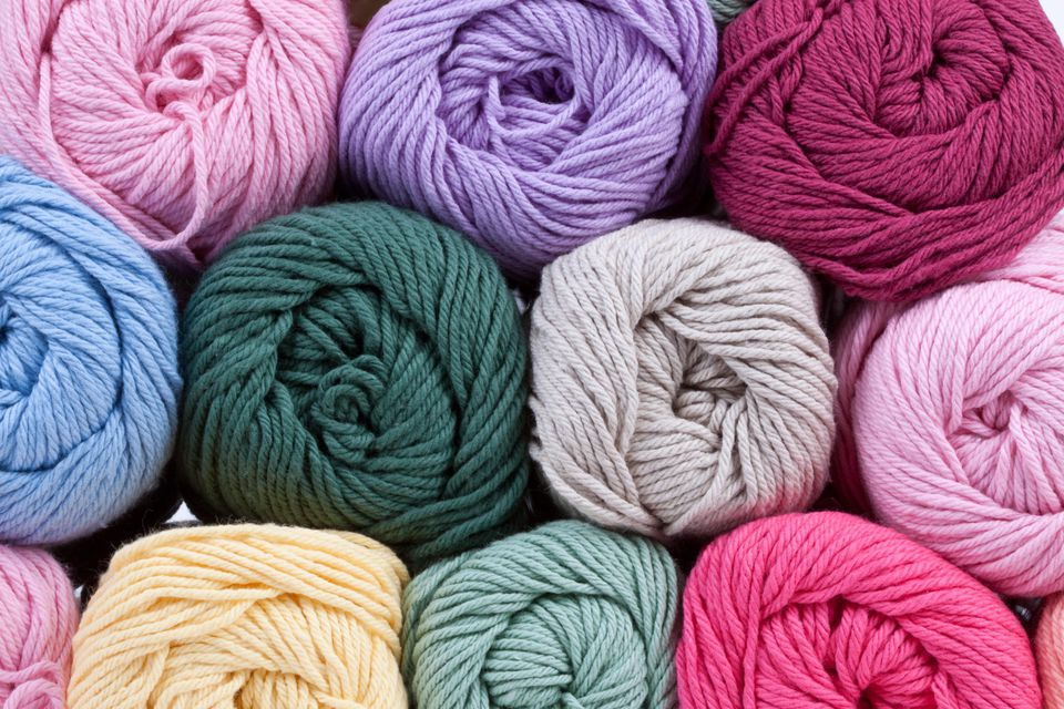 Yarns for Crochet or Knitting