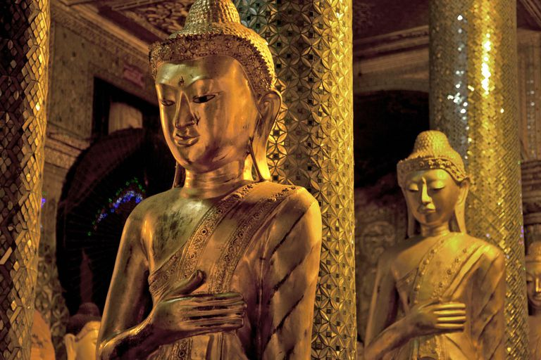 The compassion of the Buddha