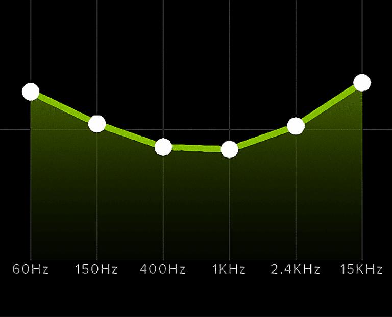 iOS Spotify App EQ Tool