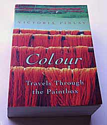 Book Review -- Color: Travels Through the Paintbox by Victoria Finlay