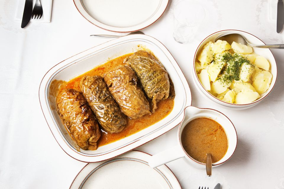 Romanian Stuffed Cabbage (Sarmale) Recipe