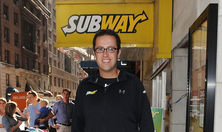 Subway's Jared Fogle Trains For The ING New York City Marathon
