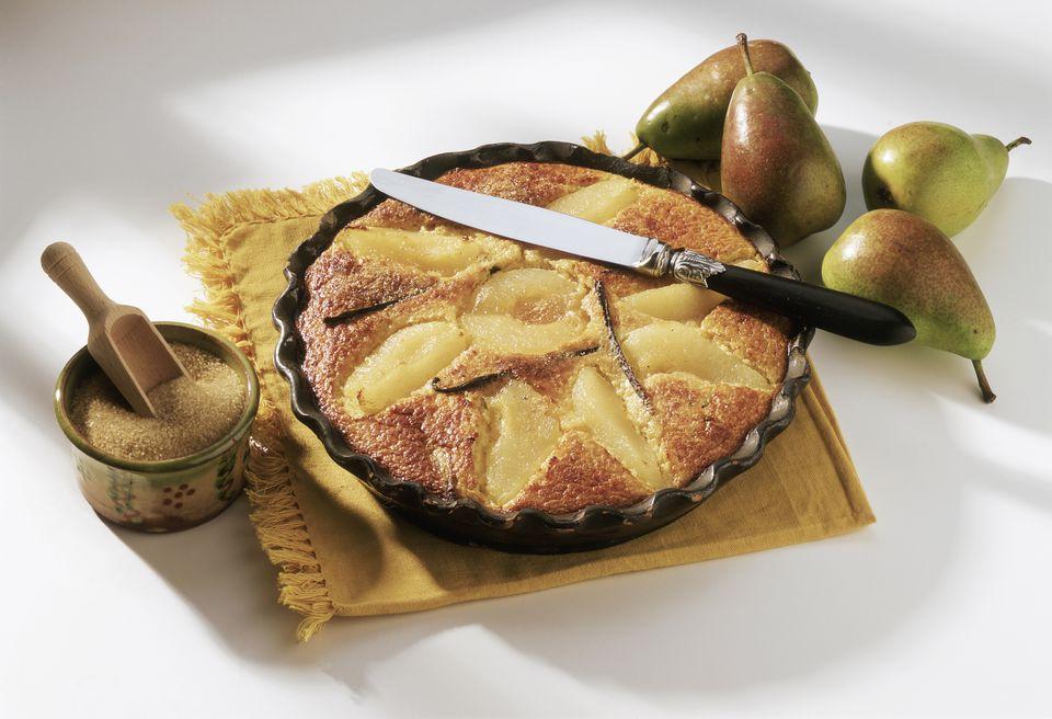 pear-clafoutis