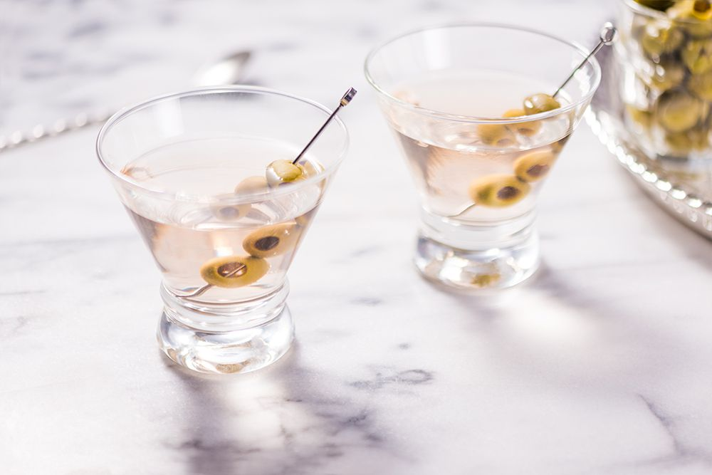 The best martini recipe how will you make yours for Best gin for martini recipes