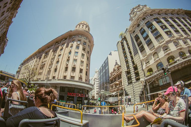 Buenos Aires view