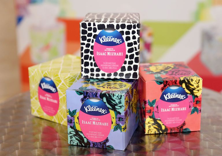 Kleenex brand products - SPACESAVER Design