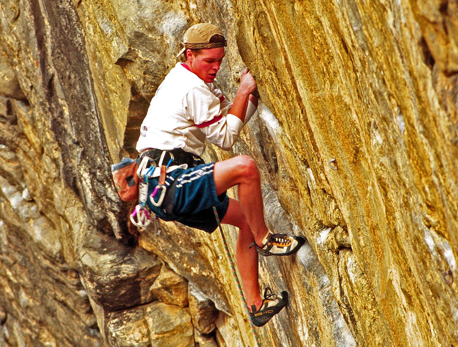 Which Rock Climbing Shoes Should I Wear?