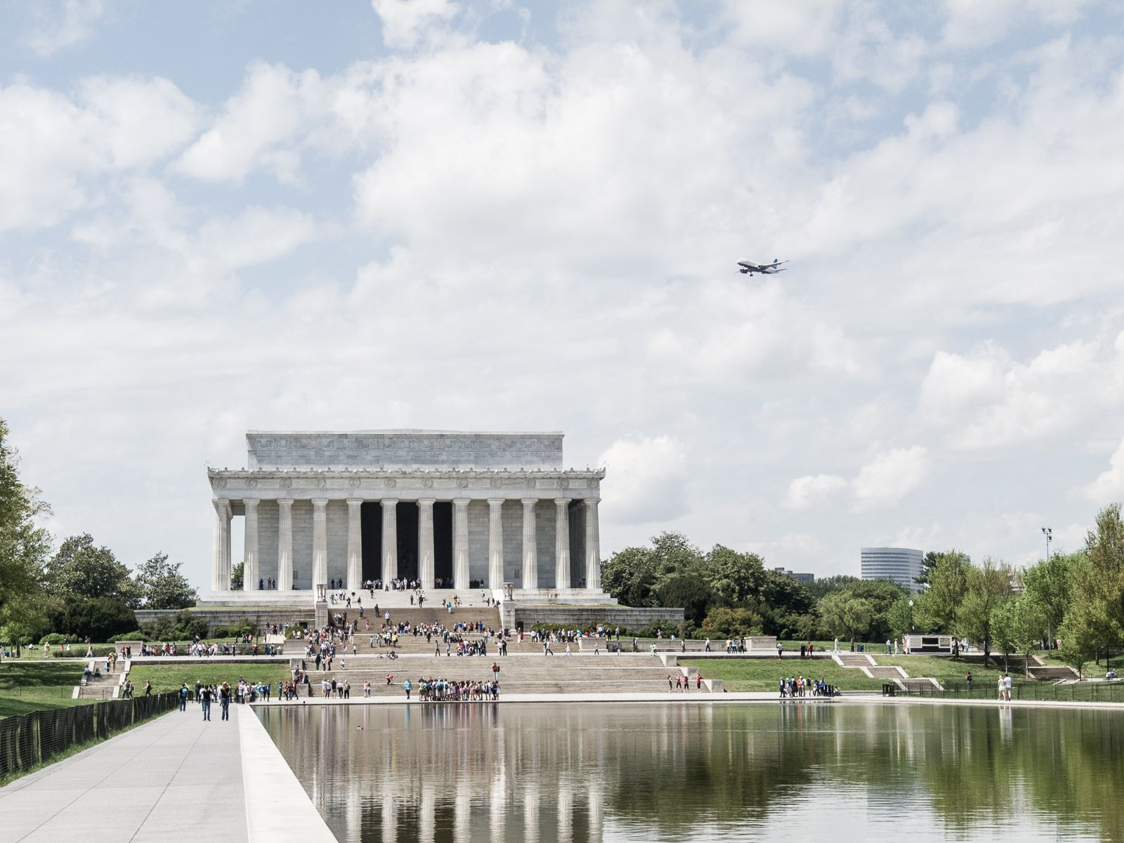 visiting tips for lincoln memorial in washington, dc