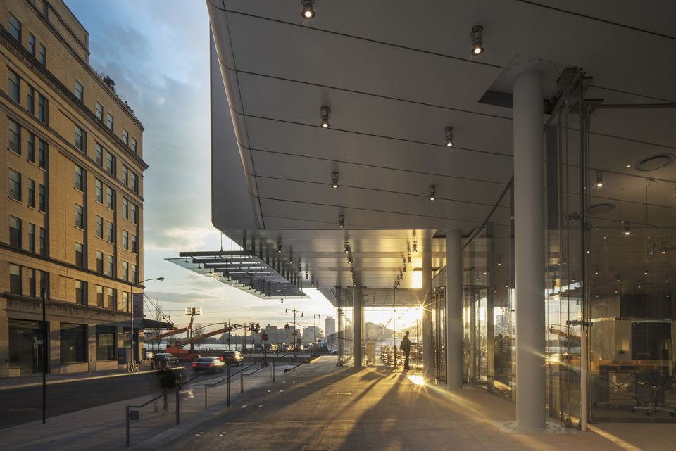 Whitney Museum of American Art, New York, United States. Architect: Renzo Piano Building Workshop, 2