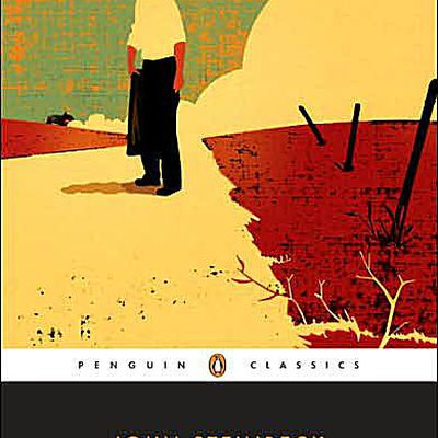 a review of the novel the grapes of wrath by john steinbeck Get free homework help on john steinbeck's the grapes of wrath: book summary, chapter summary and analysis, quotes, essays, and character analysis courtesy of.