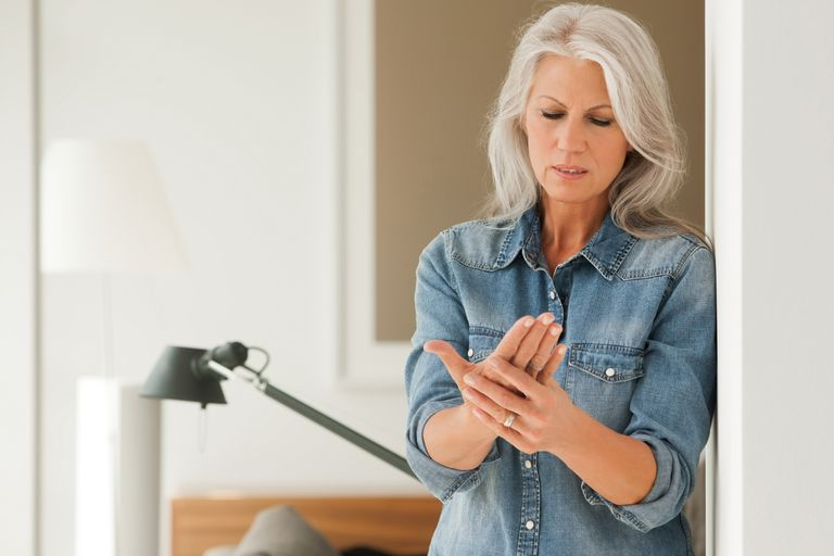 Peripheral neuropathy can cause hand pain.