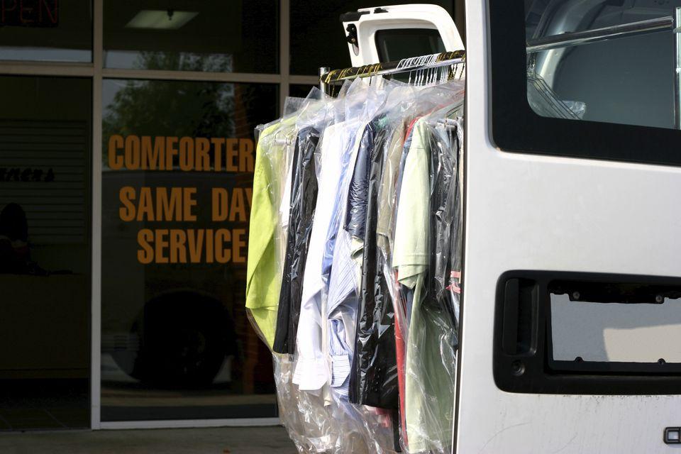 Start a laundry business