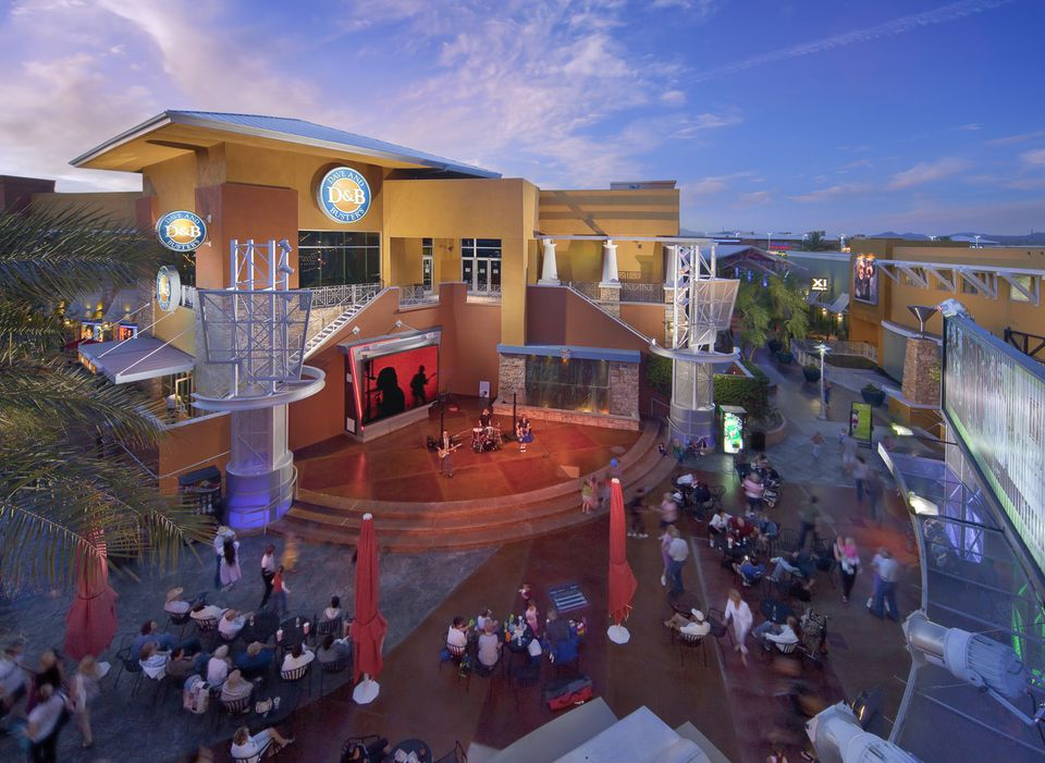District Stage at Desert Ridge Marketplace