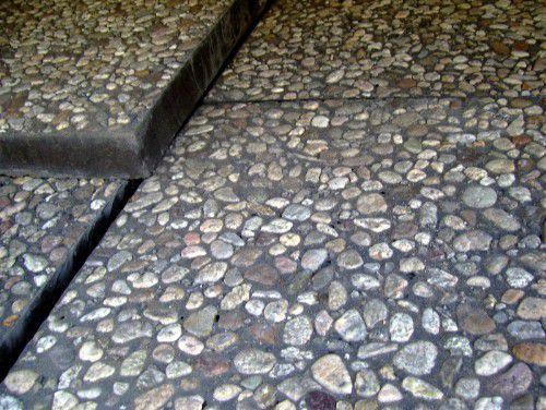 concete aggregate pavers