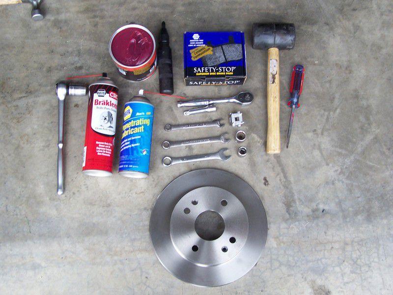 how to change rear brake pads for disc brakes. Black Bedroom Furniture Sets. Home Design Ideas