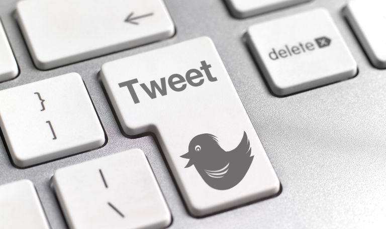 Twitter Tweet Button on Keyboard
