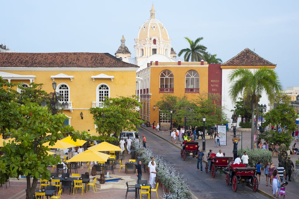 Colombia, Bolivar Department, Cartagena