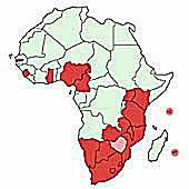 Commonwealth Nations in Africa