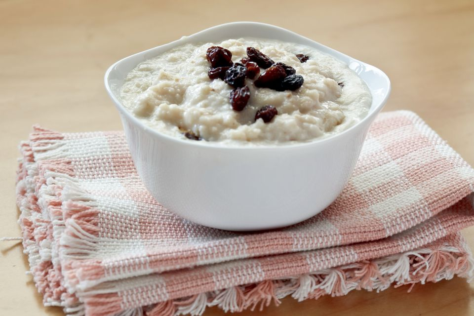 Paleo approved foods is oatmeal paleo a bowl of oatmeal with raisins on top jowena chuagetty images malvernweather Choice Image