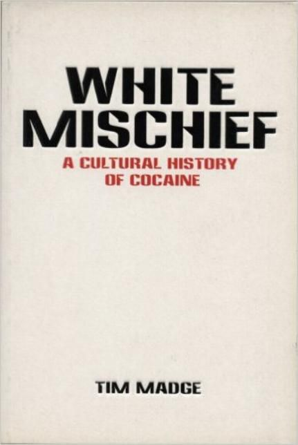 White Mischief Book Cover