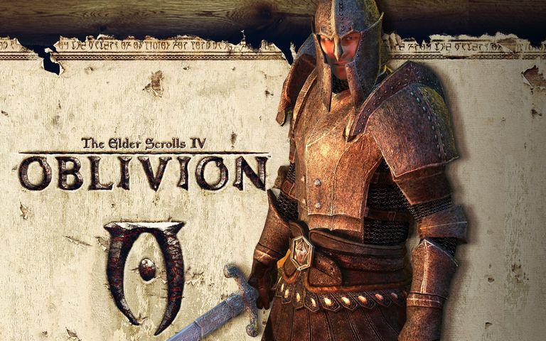Elder Scrools IV Oblivion