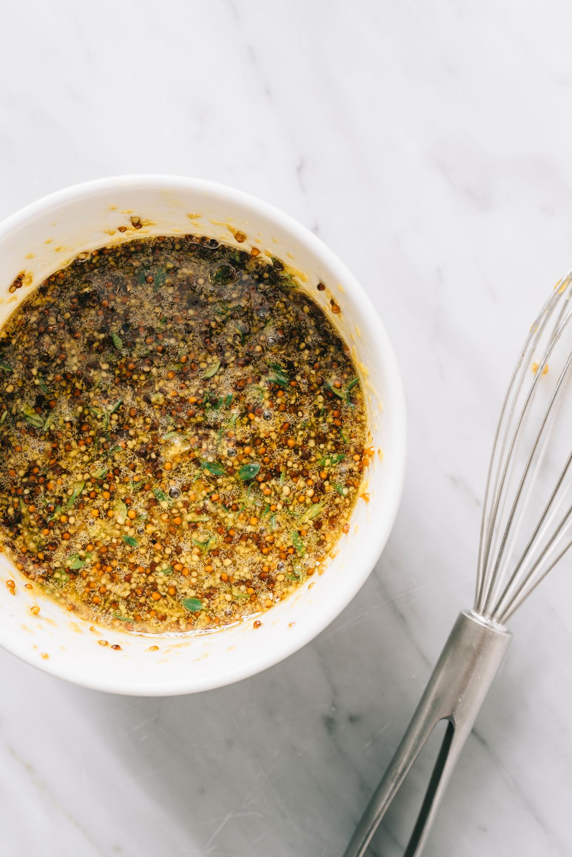 Mustard Vinegar Marinade Recipe