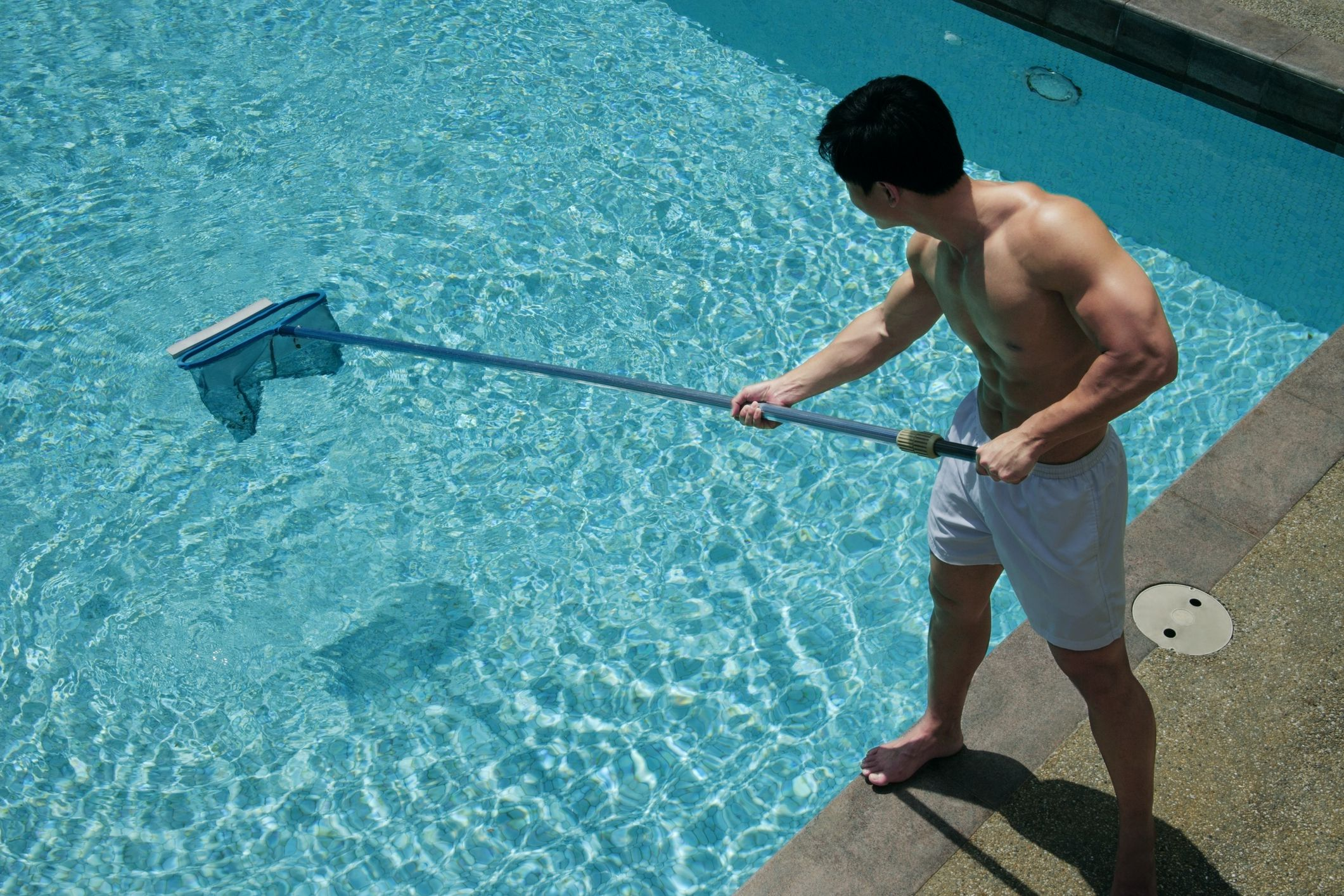 How to start a pool cleaning business How do i finance a swimming pool