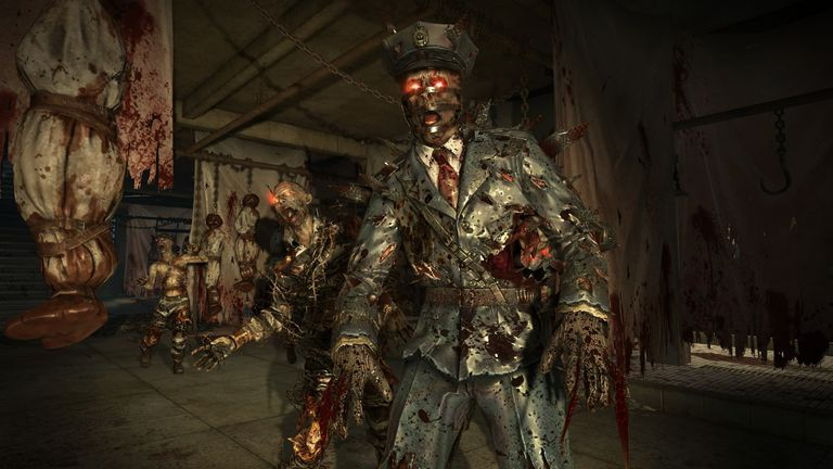 Call of Duty Zombies Maps and Game Modes
