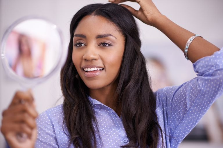 Stretch the time between relaxer touch-ups.