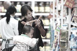 China's CPI Rises 5.5 Percent In October