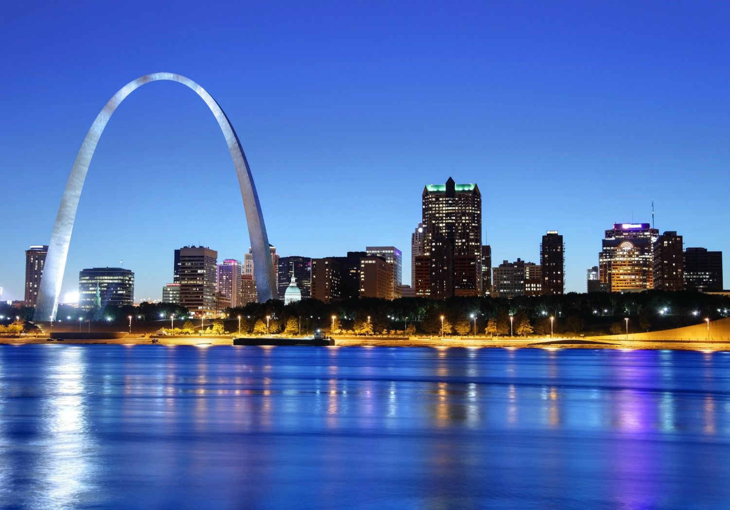 Easy Driving Vacations from St Louis  Getaways Near Me